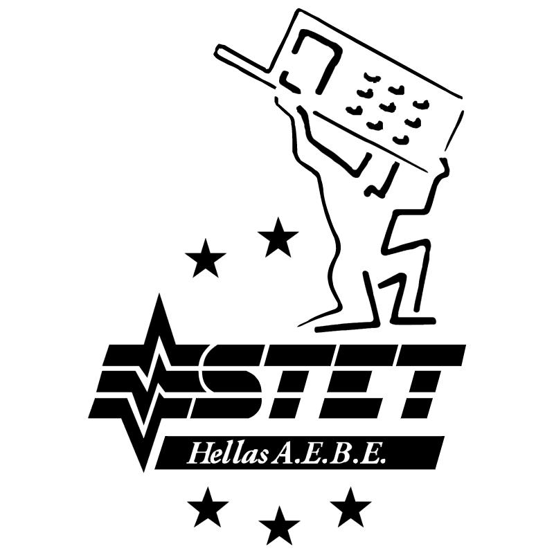 STET Hellas vector logo