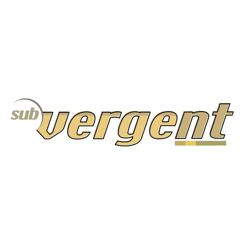 Subvergent vector