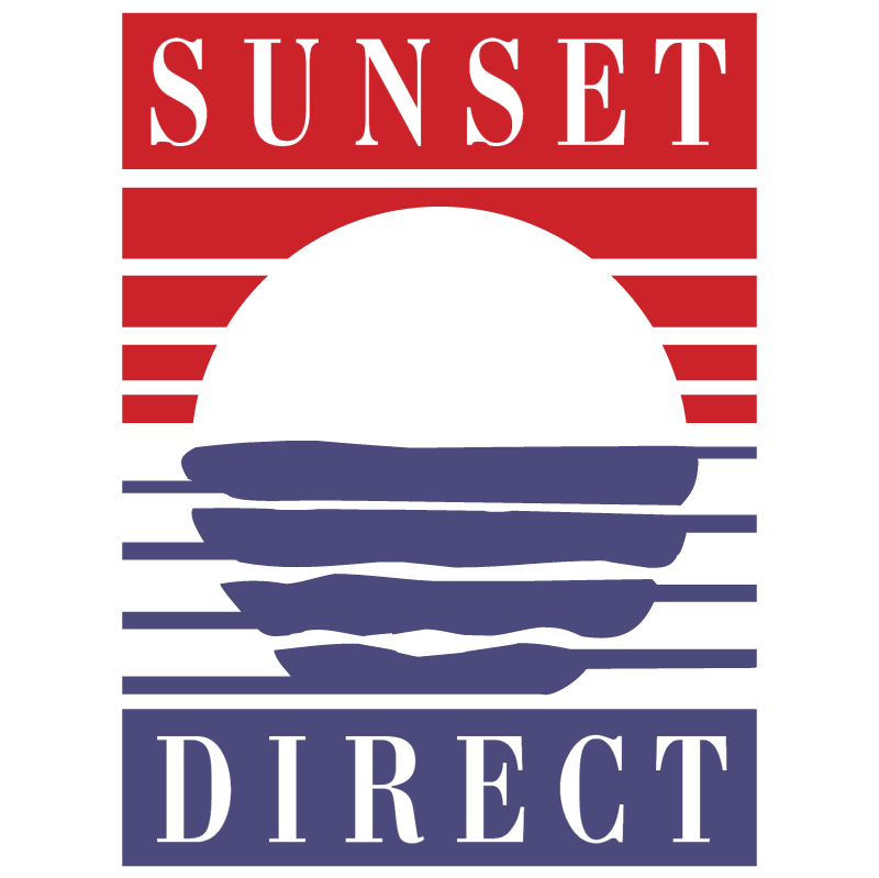 Sunset Direct vector