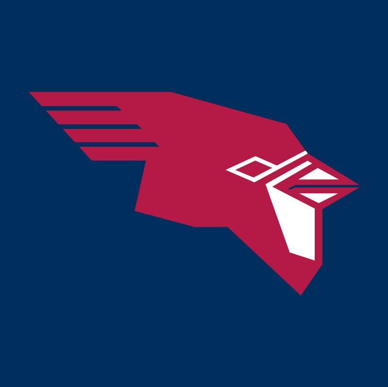 SVSU Cardinals vector logo