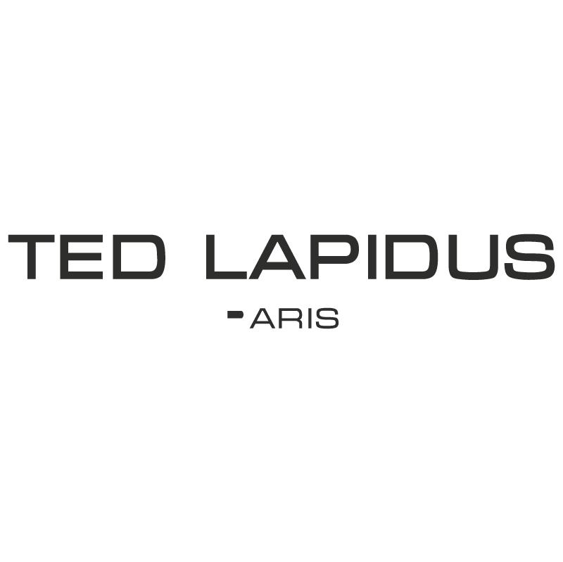 Ted Lapidus vector logo