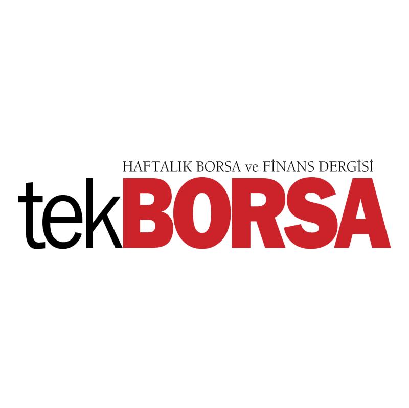 tekBORSA vector logo