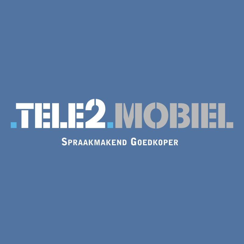 Tele2 Mobiel vector