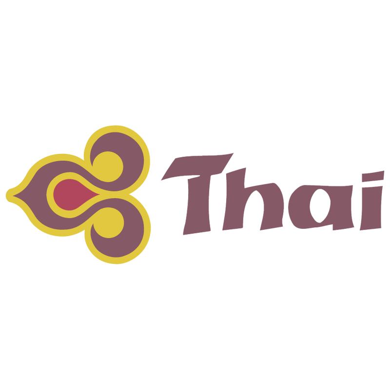 Thai Airways vector
