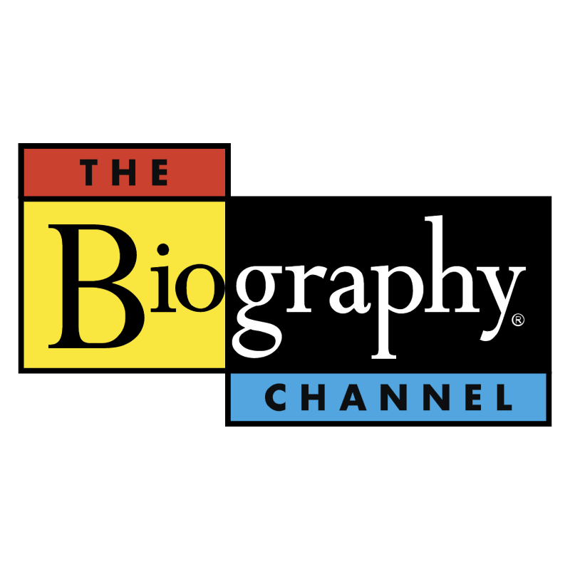The Biography Channel vector