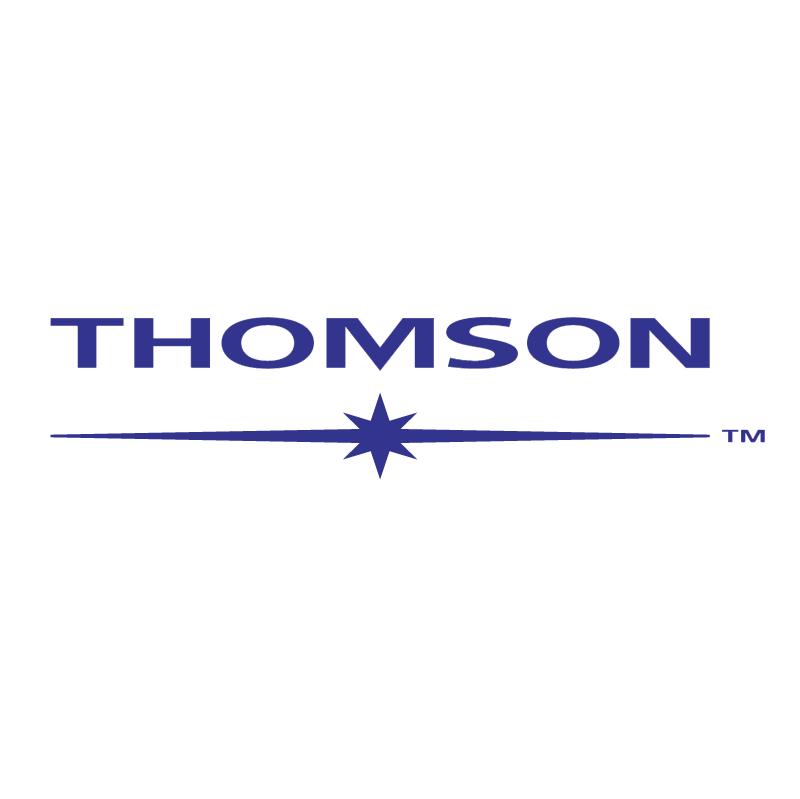 Thomson vector logo
