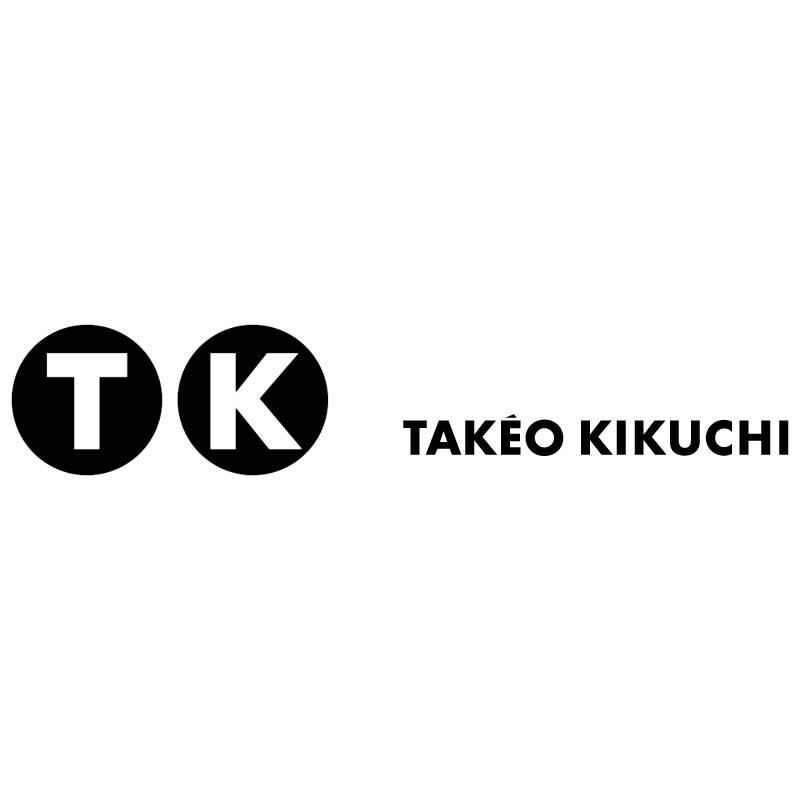 TK Takeo Kikuchi vector