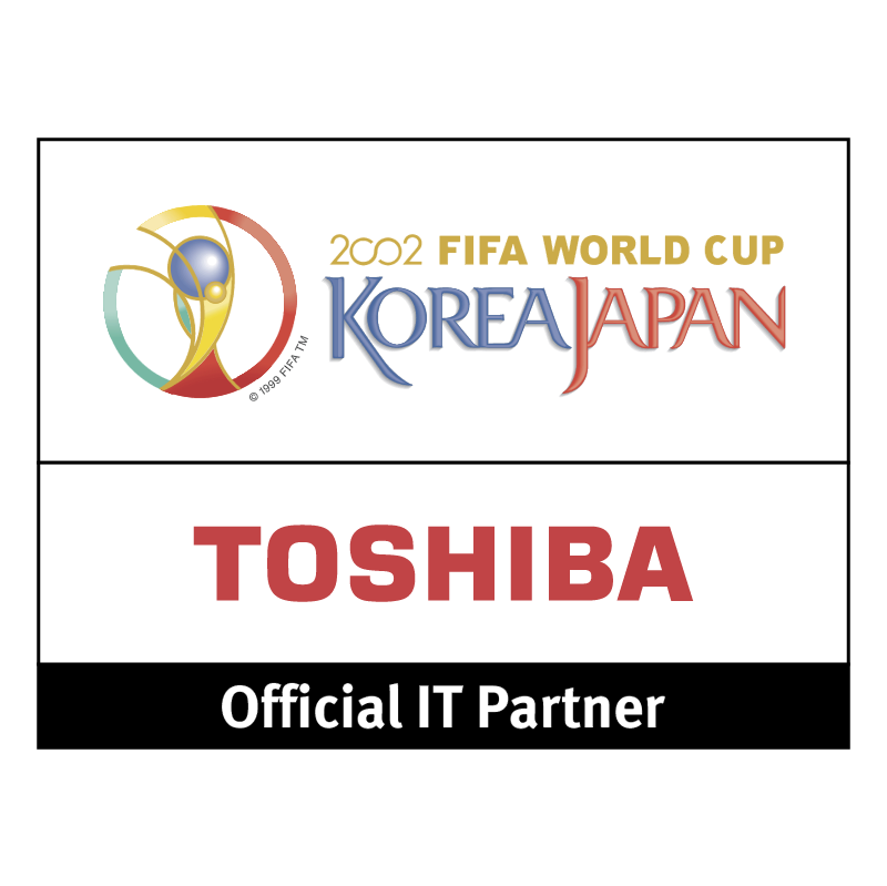 Toshiba 2002 FIFA World Cup vector
