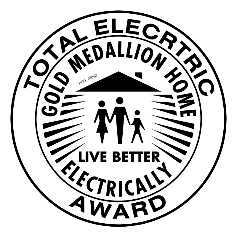 Total Electric Award vector