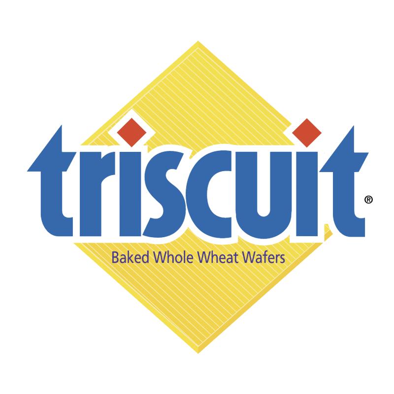 Triscuit vector