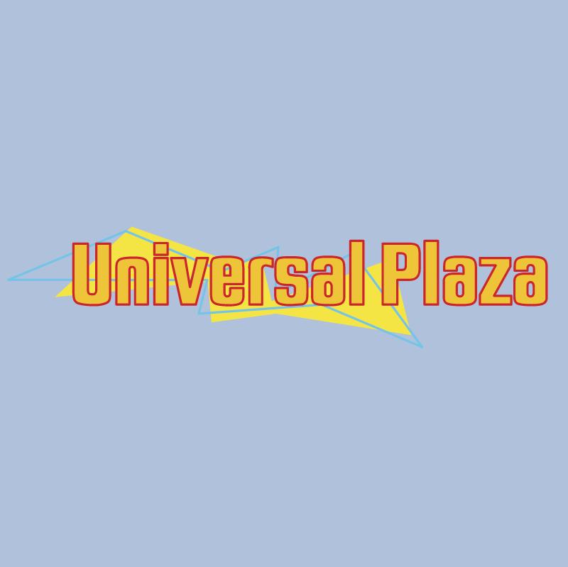 Universal Plaza vector