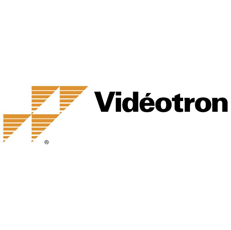 Videotron vector logo