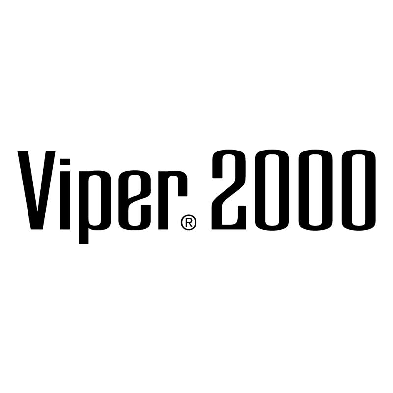 Viper 2000 vector