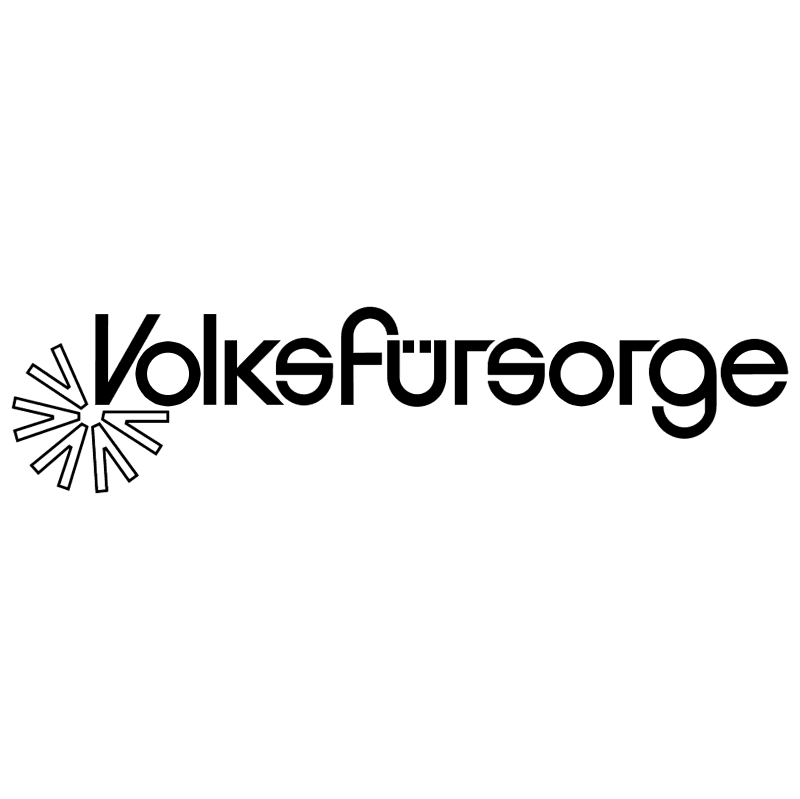 Volksfursorge vector