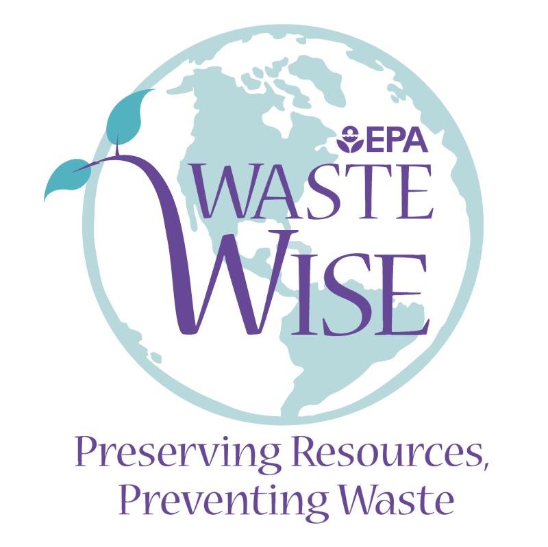 Waste Wise vector logo