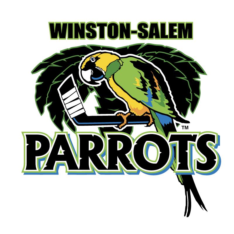 Winston Salem Parrots vector