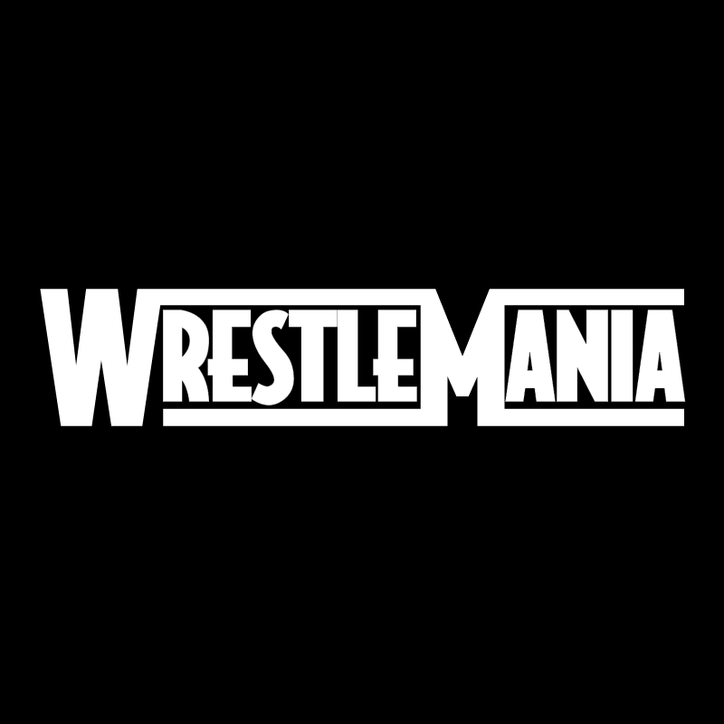 WWF Wrestlemania vector