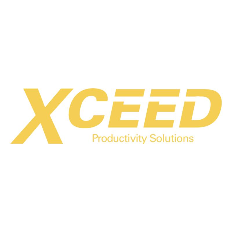 Xceed vector