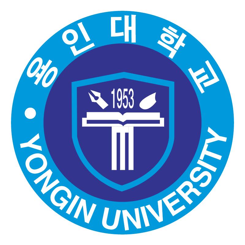 Yongin University vector