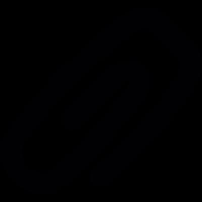 Alumminiun Paper clip vector logo