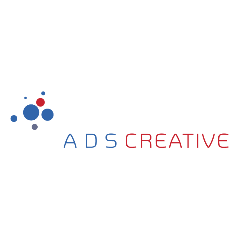 ADS Creative vector