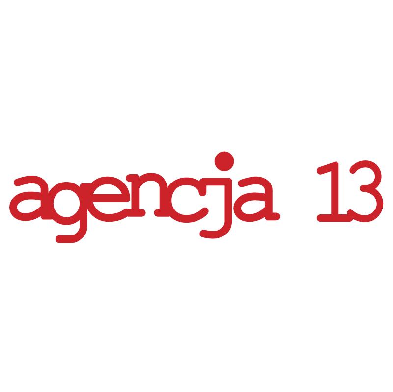Agencja 13 vector