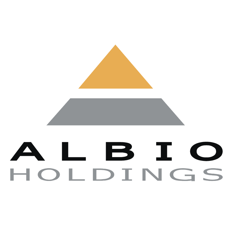 Albio Holdings 46314 vector