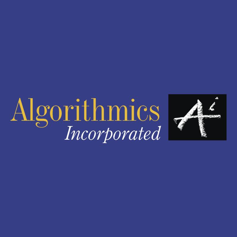 Algorithmics 42096 vector