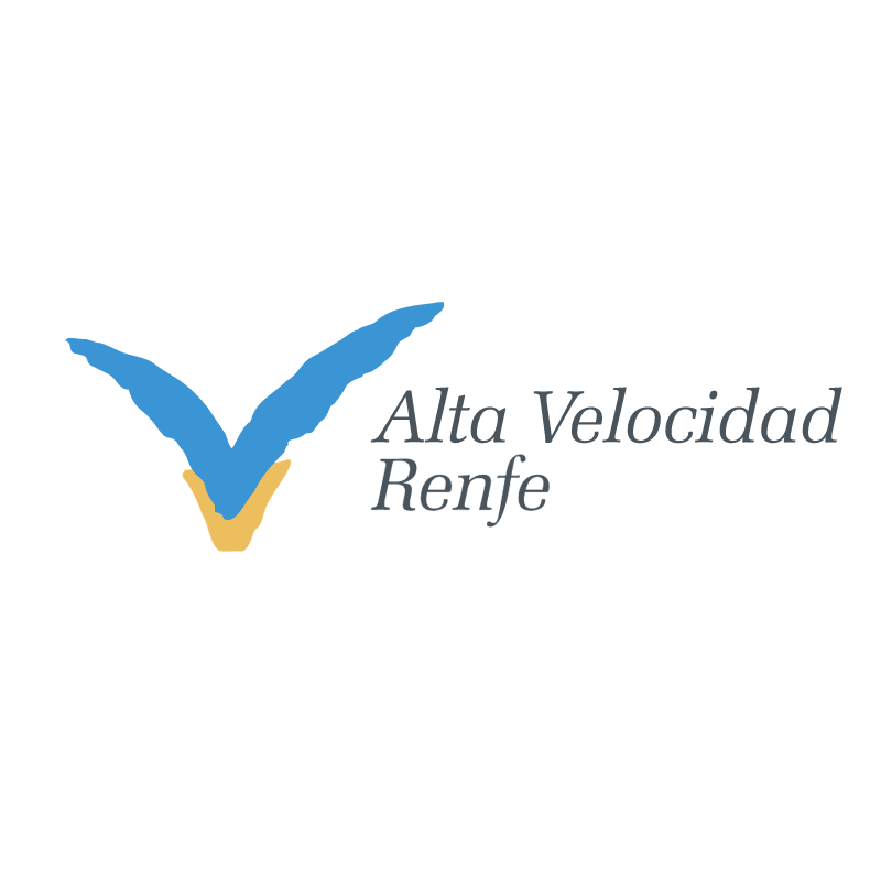 Alta Velocidad Renfe vector