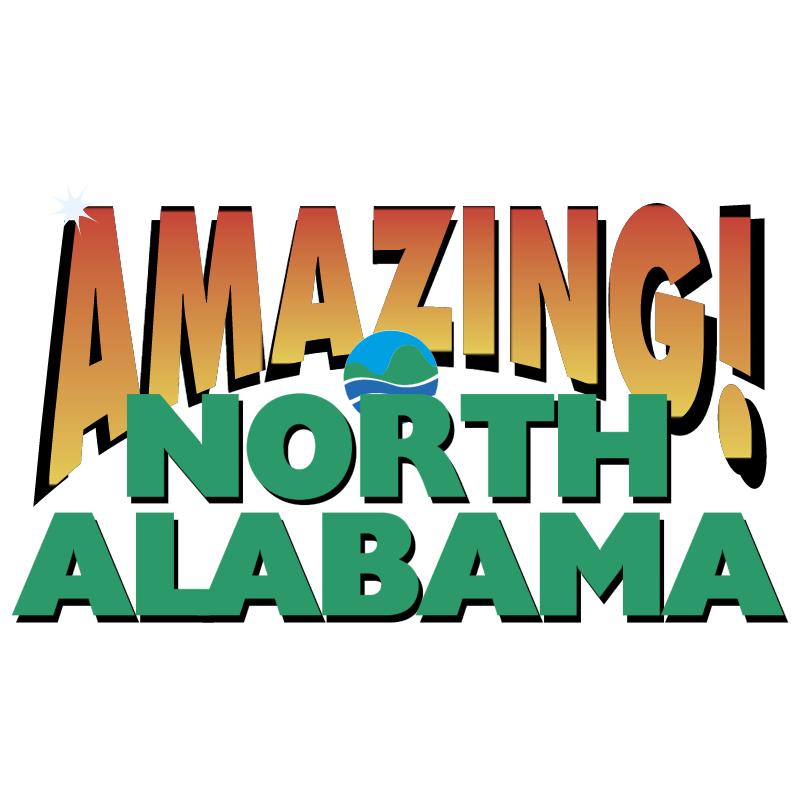 Amazing! North Alabama 25901 vector