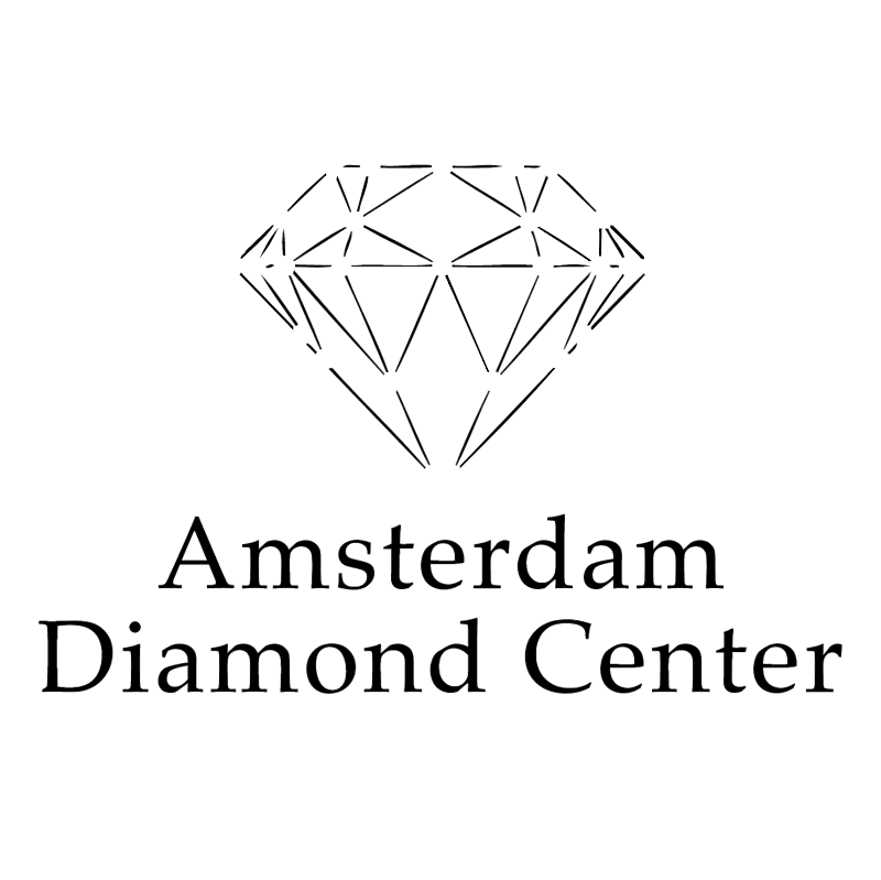 Amsterdam Diamond Center vector