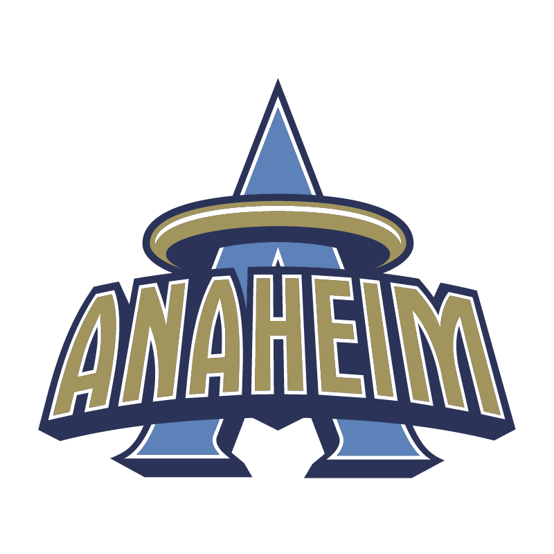 Anaheim Angels 73337 vector