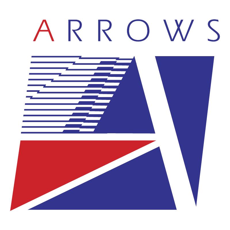 Arrows F1 64014 vector