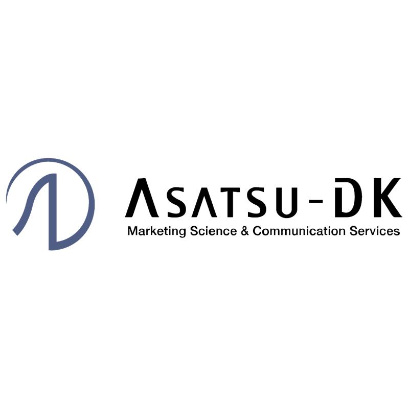 Asatsu DK vector