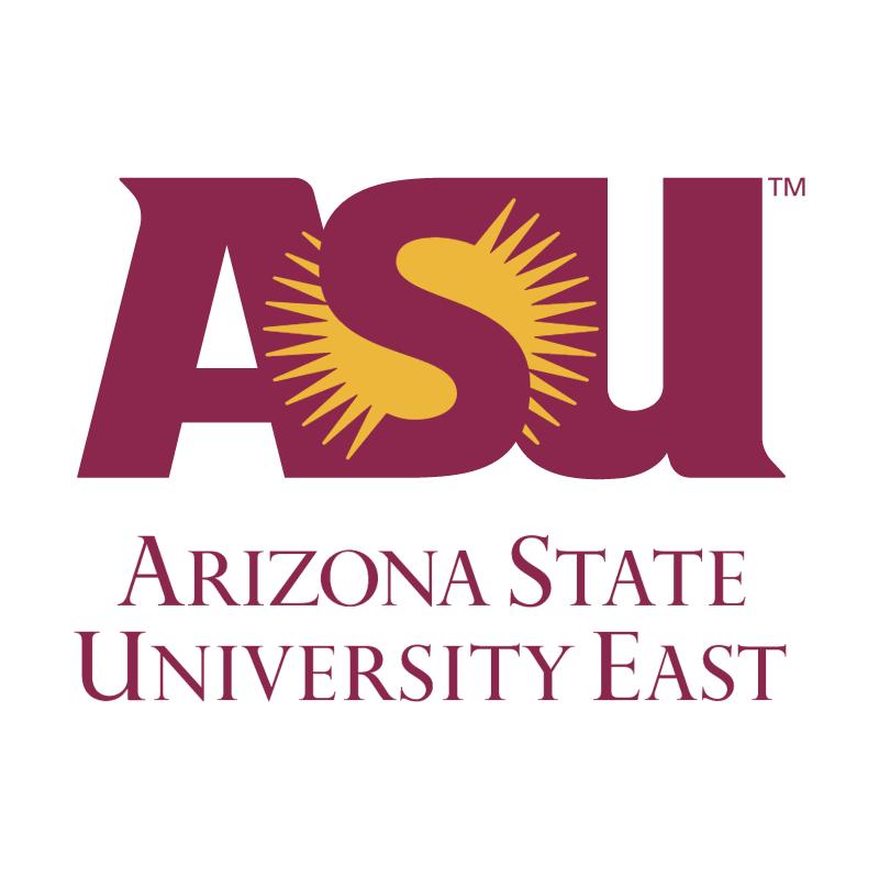 ASU East vector logo