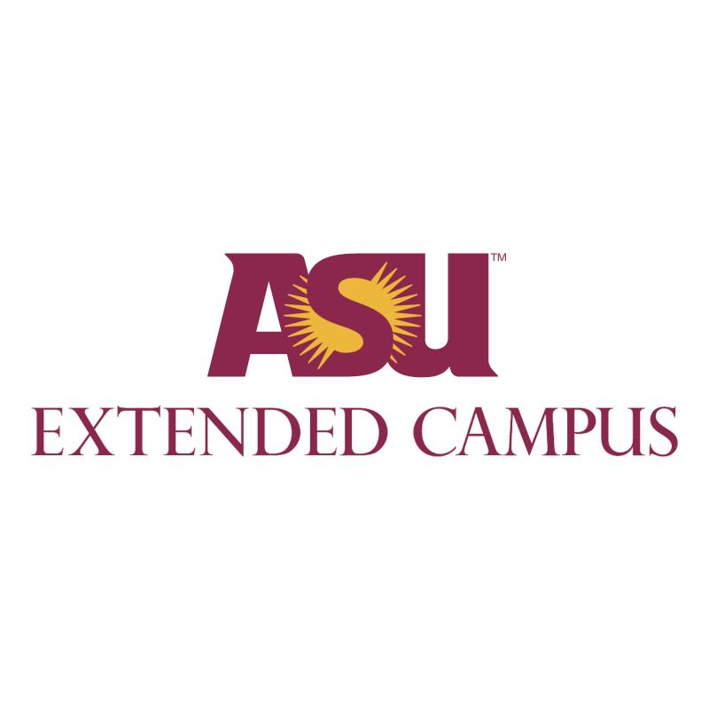 ASU Extended Campus vector