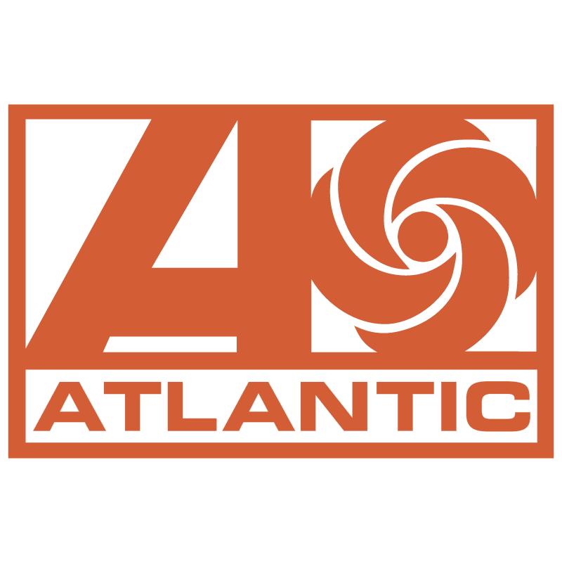 Atlantic Records 26501 vector