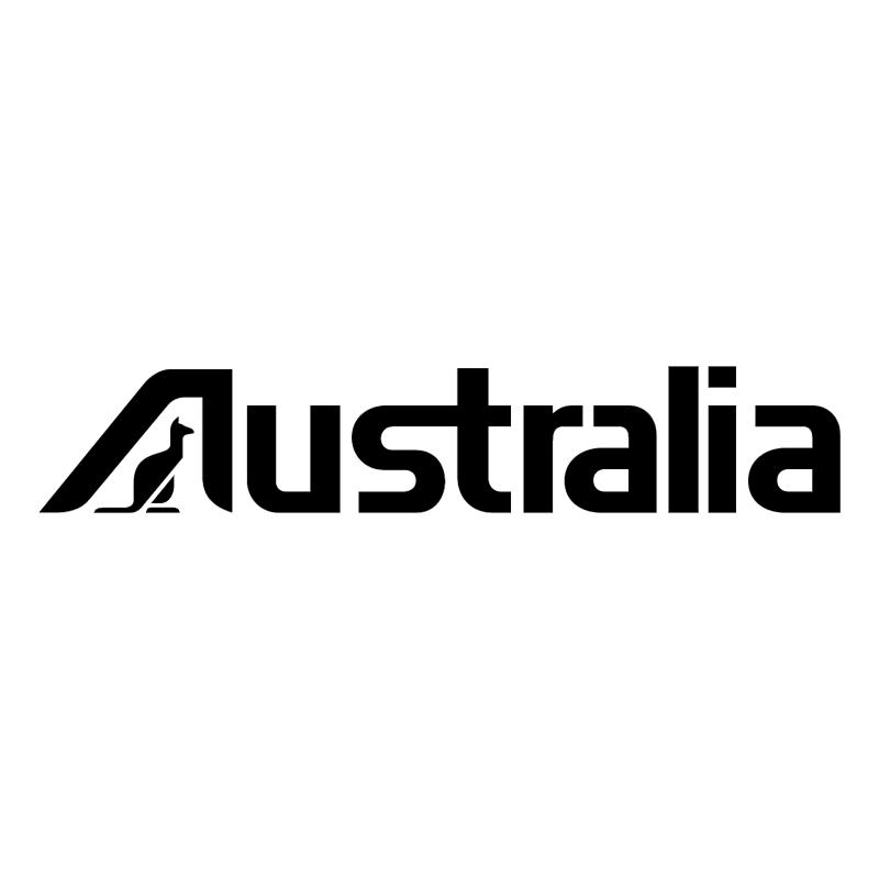 Australia 63409 vector