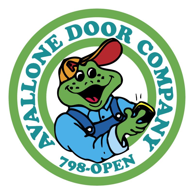 Avallone Door Company vector