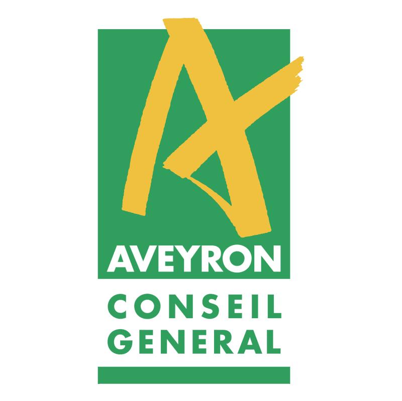Aveyron Conseil General 39180 vector
