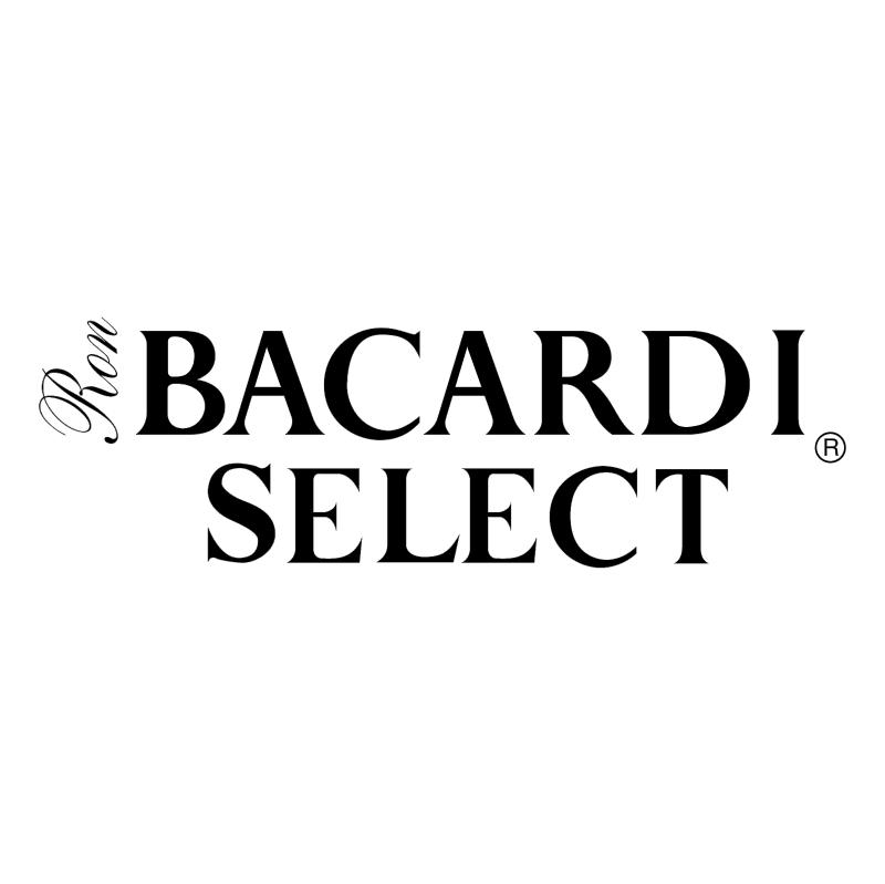 Bacardi Select vector