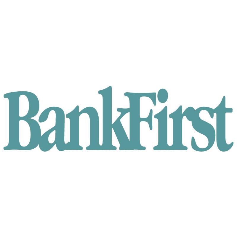 BankFirst 8892 vector