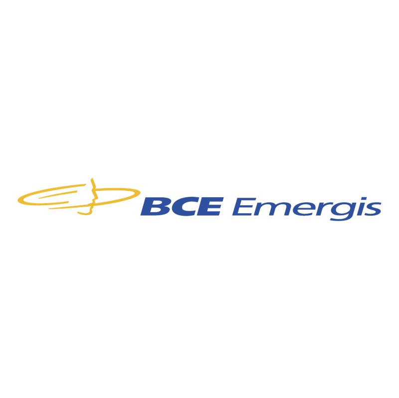 BCE Emergis 45634 vector logo