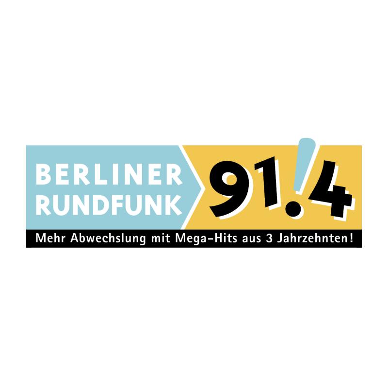 Berliner Rundfunk 91 4 53281 vector