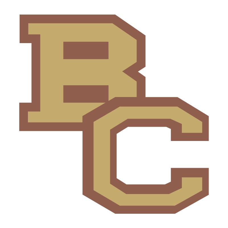 Boston College Eagles vector