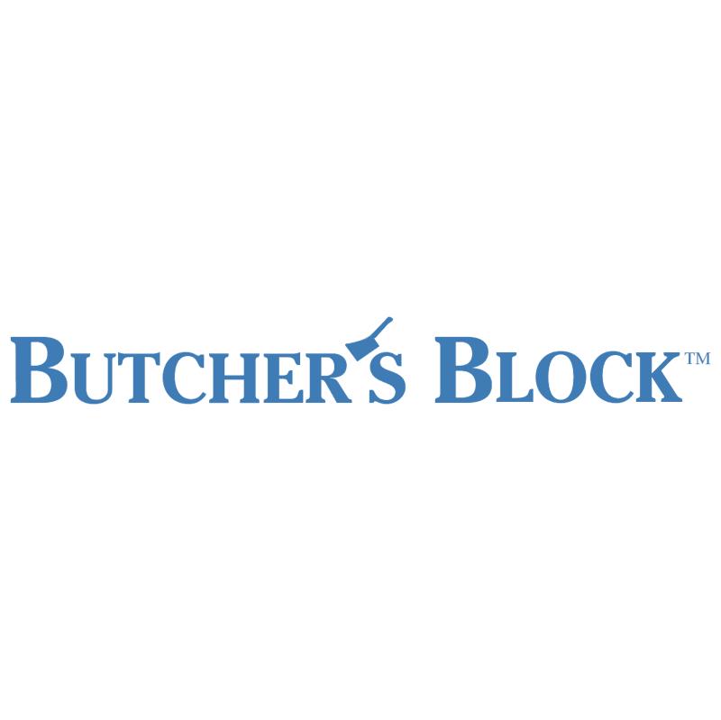 Butcher's Block vector
