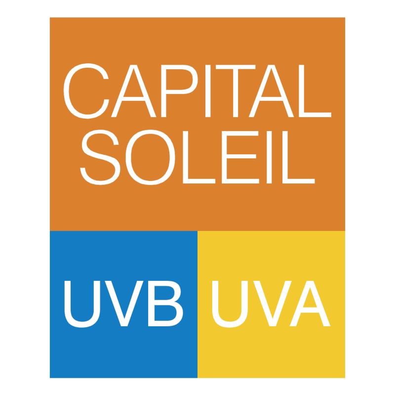 Capital Soleil vector