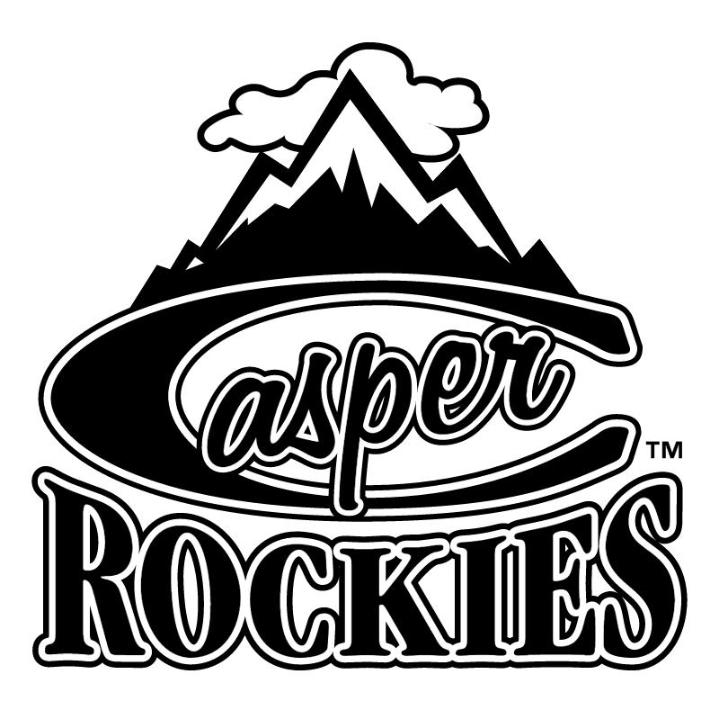 Casper Rockies vector