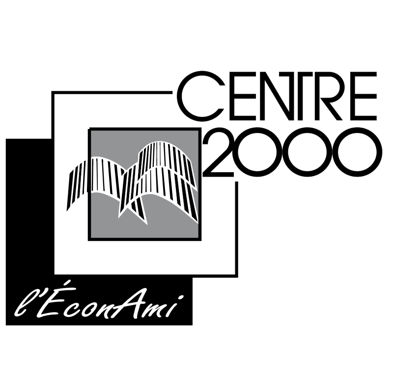 Centre 2000 vector