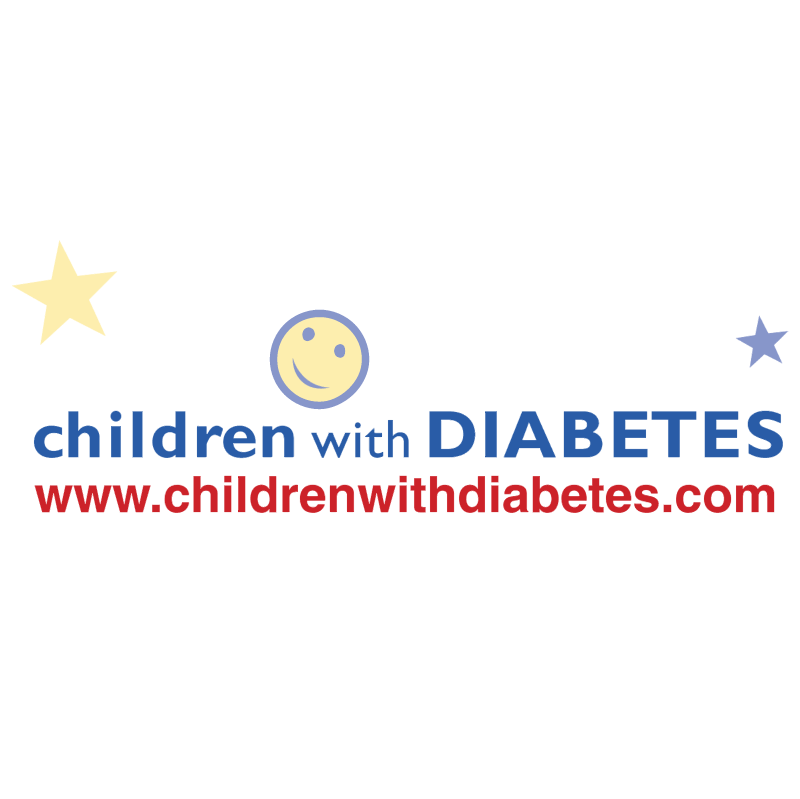Children With Diabetes vector